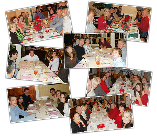At Hester's Abbey Floorcoverings, we support one another like a family, and have a great time getting together for the holidays.